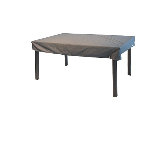 Garten Kultur Schutzhülle für Tisch mit 15 cm Abhang 130x80 cm, Material Silk