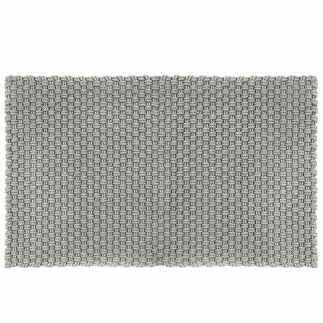 Pad in/outdoor Fussmatte Uni 52x72 cm, sand