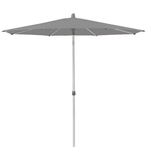 Glatz Alu-Smart Schirm, ø 300, Farbe grau