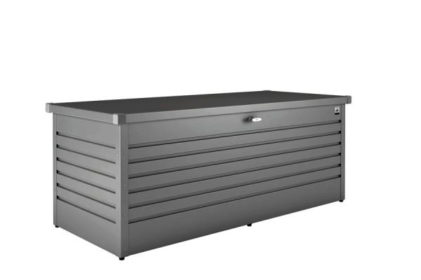 Biohort Freizeitbox 180 181x79x71 cm dunkelgrau metallic