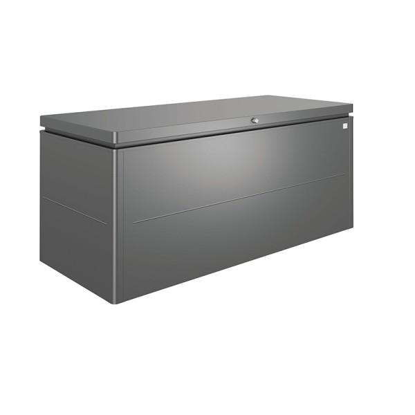 Loungebox 160 160x70x83 cm dunkelgrau metallic