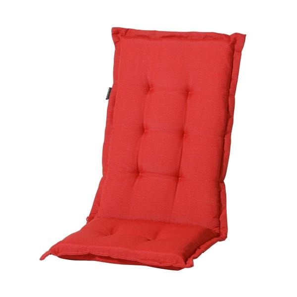 Madison Kissen Panama Brick Red für Hochlehner und Klappsessel 50x123 cm