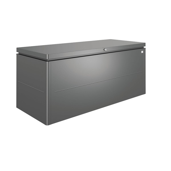 Loungebox 200 200x84x88,5 cm dunkelgrau metallic