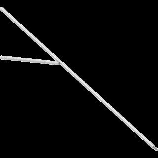 Glatz Twist Dachstrebe für Schirm 240 x 240 Länge 1180 mm