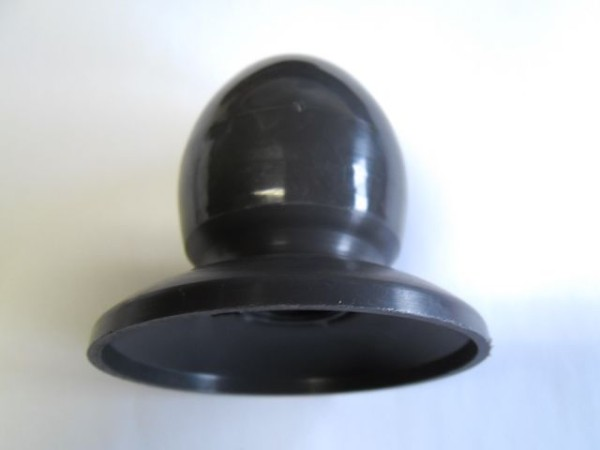 Kugel für Skytop Sonnenschirm dunkelgrau