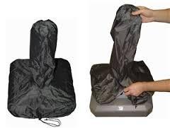 Liro Wetterschutzhaube plus 45 kg anthrazit