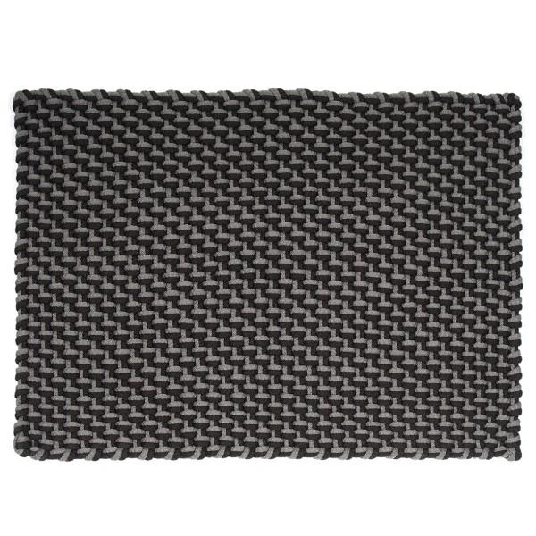 Pad in/outdoor Fussmatte Pool 52x72 cm, stone-black