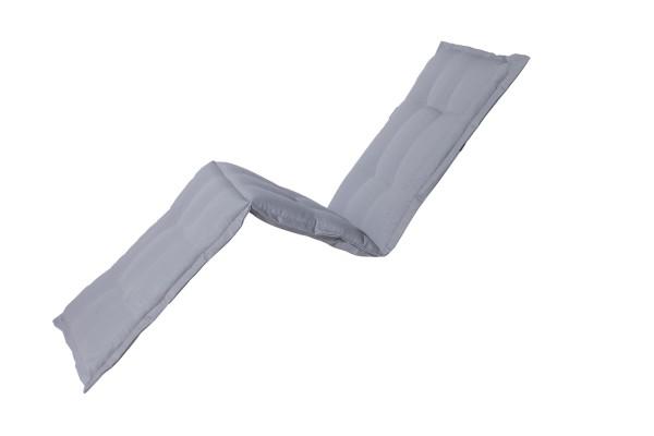 Madison Kissen Basic Grey für Liege 65x200 cm