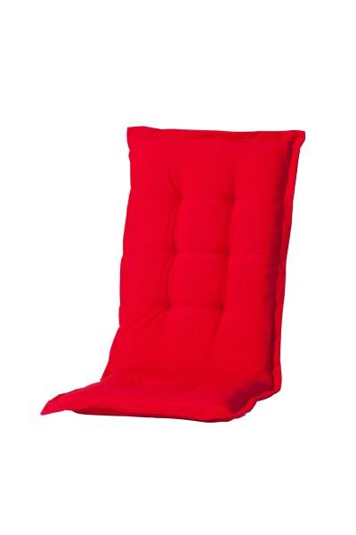 Madison Kissen Panama Red für Hochlehner und Klappsessel 50x123 cm