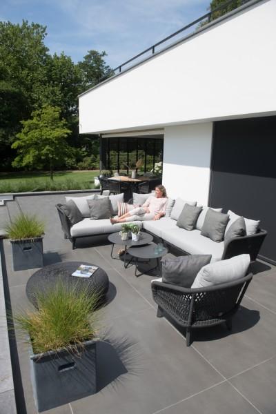 4 Seasons Belize Lounge-Set inkl. Sessel und Tisch-Set