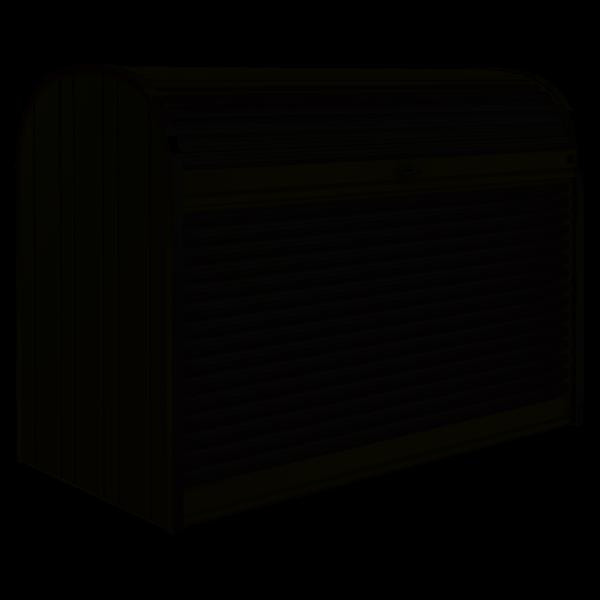 Biohort StoreMax 190x97x136 cm quarzgrau metallic