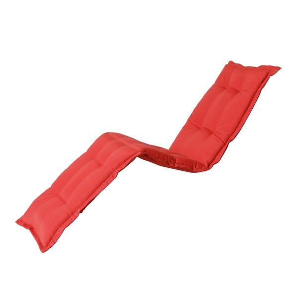 Madison Kissen Panama Brick Red für Liege 65x200 cm