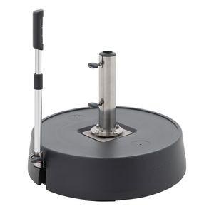 Doppler Rollsockel Easy Move Switch 50 kg, ohne Dekorplatte