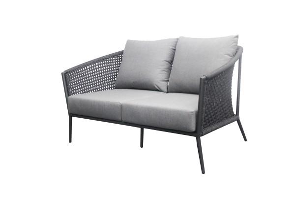Jati & Kebon Safara Lounge Set 1x Sofa und 2x Sessel
