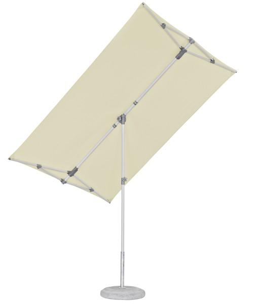 Glatz Flex-Roof, 210x150 cm, Farbe ecru / off-white / natur, inkl. Schutzhülle
