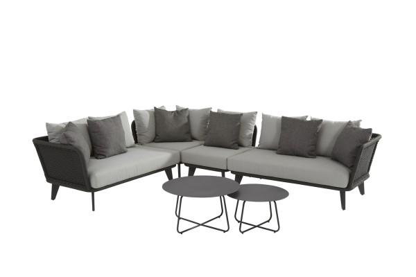 4 Seasons Belize Lounge-Set inkl. Tisch-Set