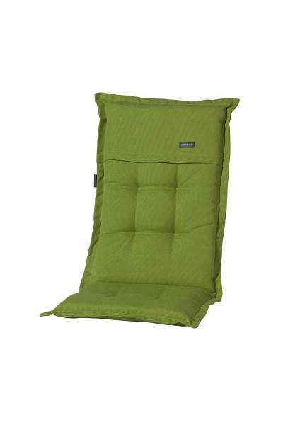 Madison Kissen Rib Lime für Hochlehner und Klappsessel 50x123 cm