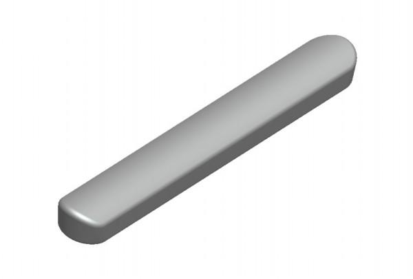 Armlehne 2er Set, Kunststoff Re/Li graphit