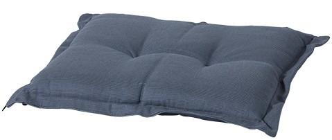 Madison Sitzkissen Rib Grey 50x50 cm