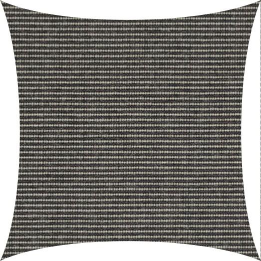 Auflage Sitzkissen 76x76 cm Sunbrella charcoal mit Quick-Dry Füllung, Anti-Rutsch Material an der Un