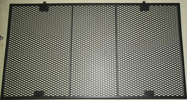 Streckmetall Einlege-Tischplatte für Ausziehtisch 50x90 cm graphit